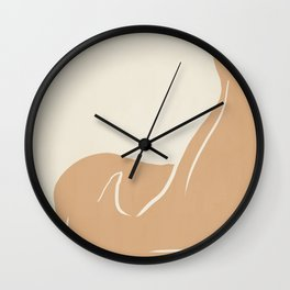 cut-out VII Wall Clock