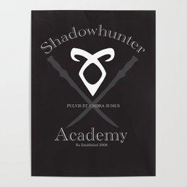 Shadowhunter Academy Poster
