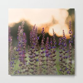 The delicacy Metal Print