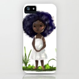 Island Girl iPhone Case