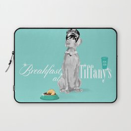 BREAKFAST AT TIFFANY'S WEIM Laptop Sleeve