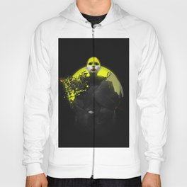 Dark Yellow Woman Hoody