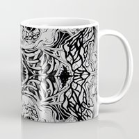 anatomy Mugs featuring Anatomy by Kate Archer