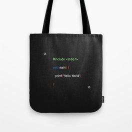 How I Do When I Program Tote Bag