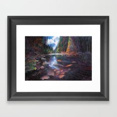 Feel Alive Framed Art Print