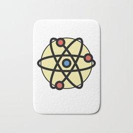 Atoms Very Cute Gift Idea Bath Mat