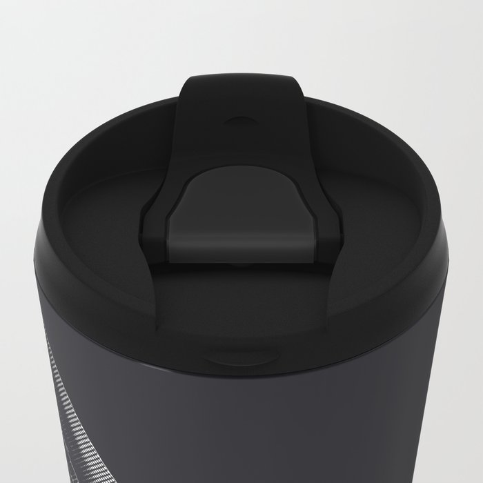 Uncover Metal Travel Mug