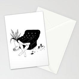 Sunday Mood Stationery Cards