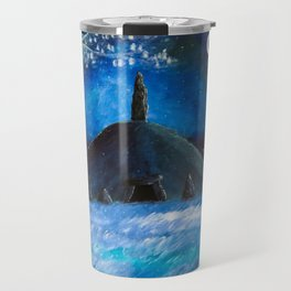 The Lonely Barrow Travel Mug