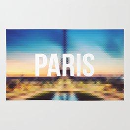Paris - Cityscape Rug