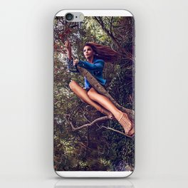 Fashion is Wild iPhone Skin