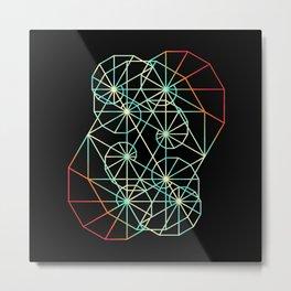 UNIVERSE 58 Metal Print