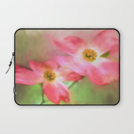 Spring Pink Laptop Sleeve