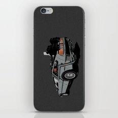 DeLorean iPhone Skin