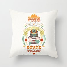 Unbelievers Throw Pillow