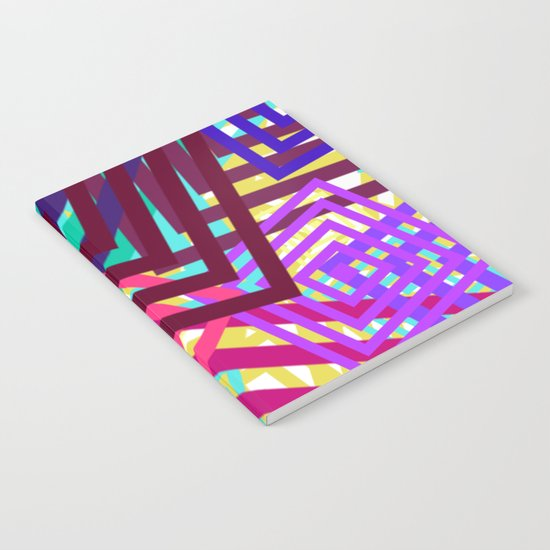 Abstract Geometrics Notebook