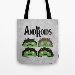 The AnDroids Tote Bag