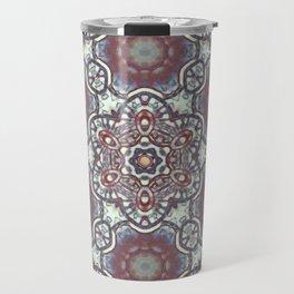 Mandala Of The Earth Travel Mug