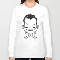 rebel Long Sleeve T-shirts featuring Rebel by saimen