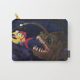 Blinded by the Light Carry-All Pouch