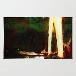 Blitzkrieg/Spotlights Rug