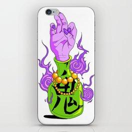 Spooks 01 iPhone Skin