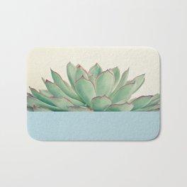 Succulent Dip III Bath Mat