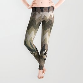 Headless Unicornman Leggings