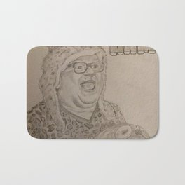 Who wants RUM HAM?! Bath Mat