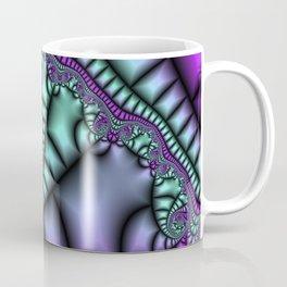 Cocoon Fractal Coffee Mug