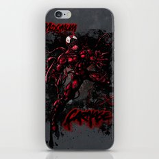 CARNAGE RULES  iPhone & iPod Skin