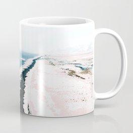 Pink Sand #society6 #decor #buyart Coffee Mug