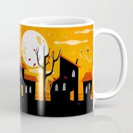 A Haunting We Will Go Coffee Mug