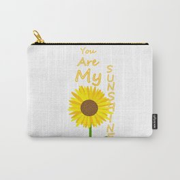 You Light Up My Day Carry-All Pouch