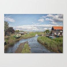 Battlesbridge Canvas Print