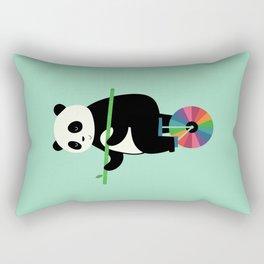Learn To Balance Your Life Rectangular Pillow