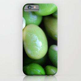 Edamames iPhone Case