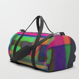 Colored blured background Duffle Bag