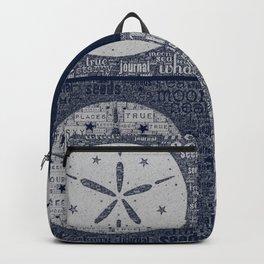 four sand dollars II Backpack