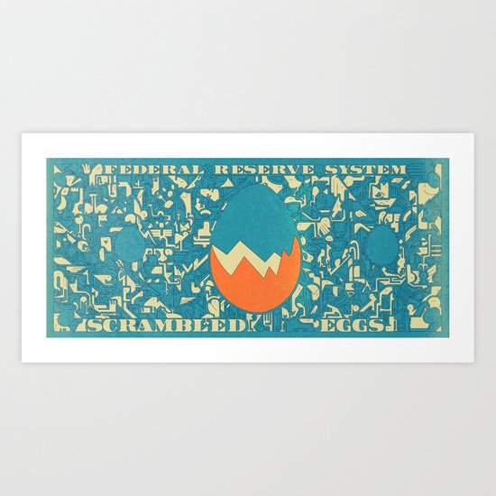 guevos Art Print