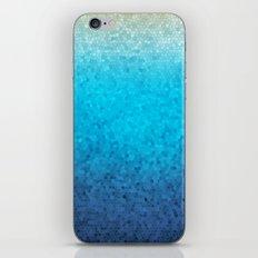 Sea Glass iPhone & iPod Skin