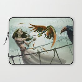 Birds in Chase Laptop Sleeve