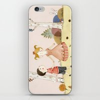 easter iPhone & iPod Skins featuring Easter by Judith Loske