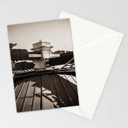Dutch Windmill Old skool look (Bourtange) Stationery Cards