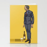 crowley Stationery Cards featuring crowley by publicserviceannouncement