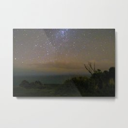 Milky Way Galaxy Metal Print