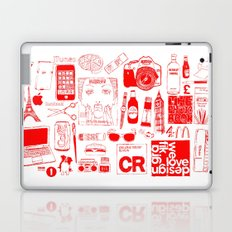 Graphics Design student poster Laptop & iPad Skin