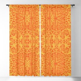 Lace Variation 11 Blackout Curtain