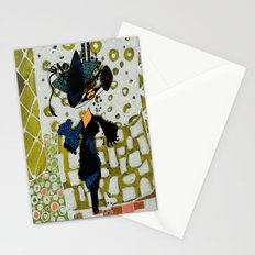 shopping queen Stationery Cards