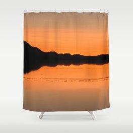 Salar de Uyuni 4 Shower Curtain